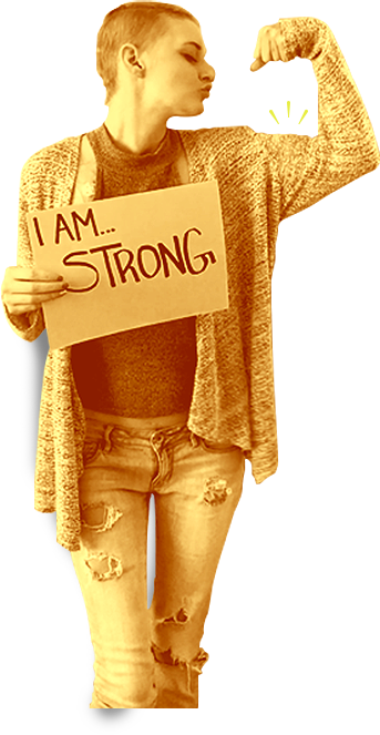 <p>Improving the experience of young adults with cancer by promoting connection and support.</p>