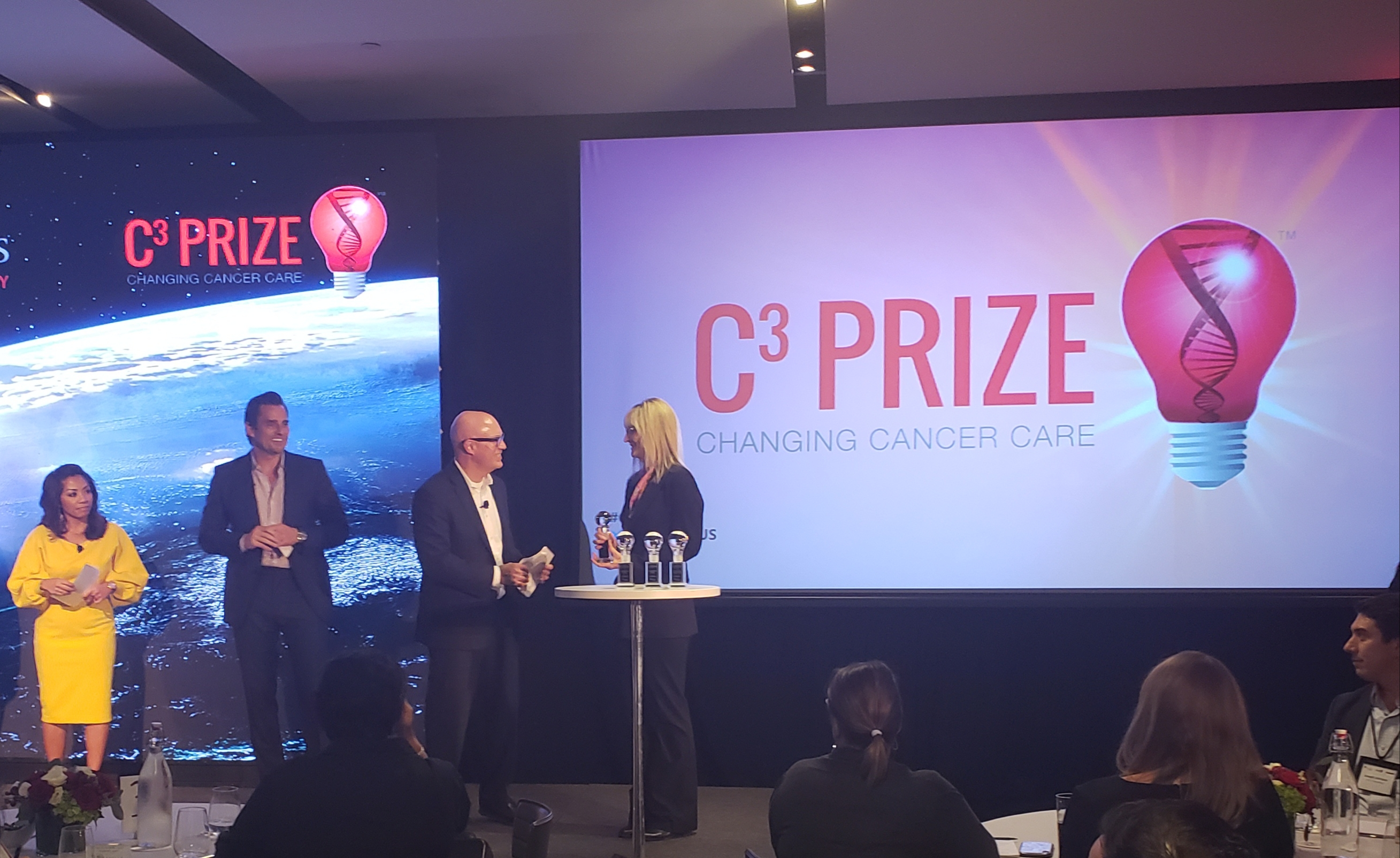 Astellas Oncology | C3 Prize Winners | January 27, 2020