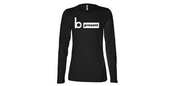 Women's b-present Long Sleeve