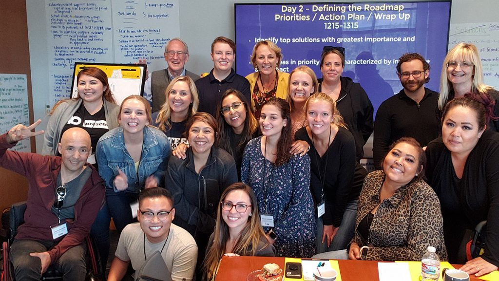 Young Adult Cancer Education — Events and Activities workshop image