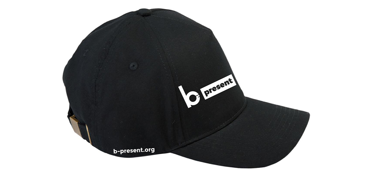 Classic b-present Baseball Cap