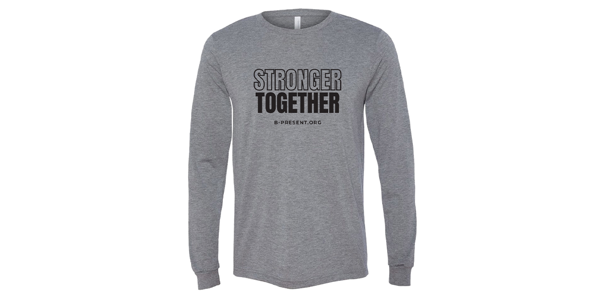Men's Stronger Together Long Sleeve