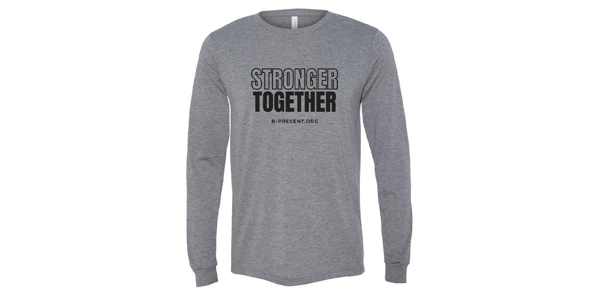Men's Stronger Together Long Sleeve