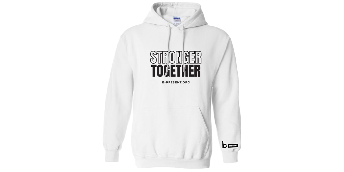 Unisex Stronger Together Hoodie