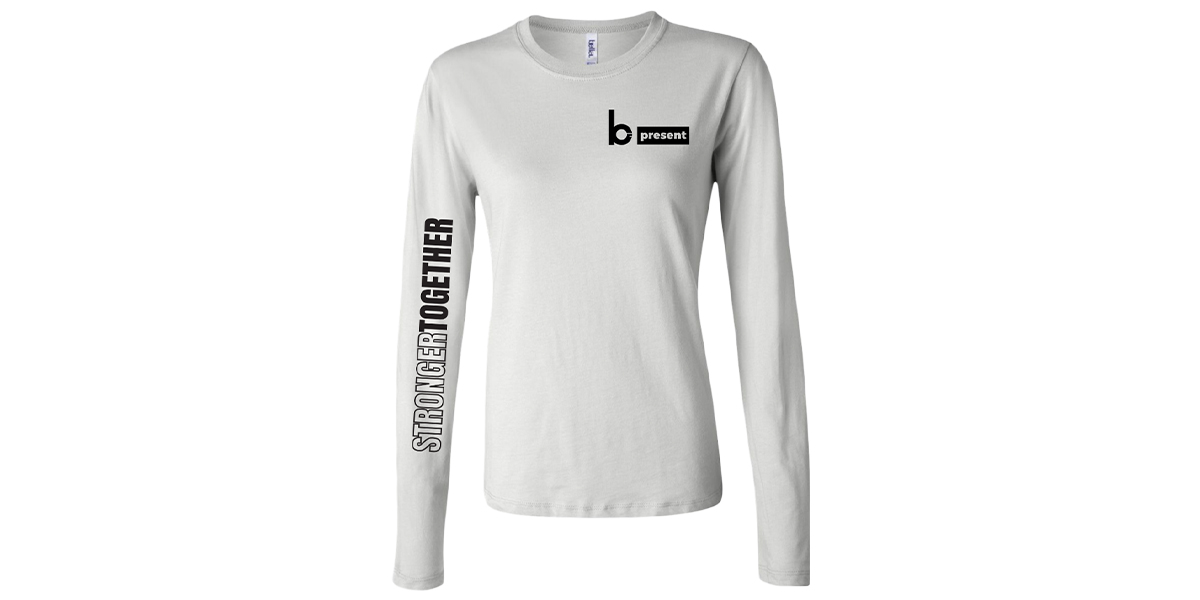 Women's Stronger Together Flex Long Sleeve