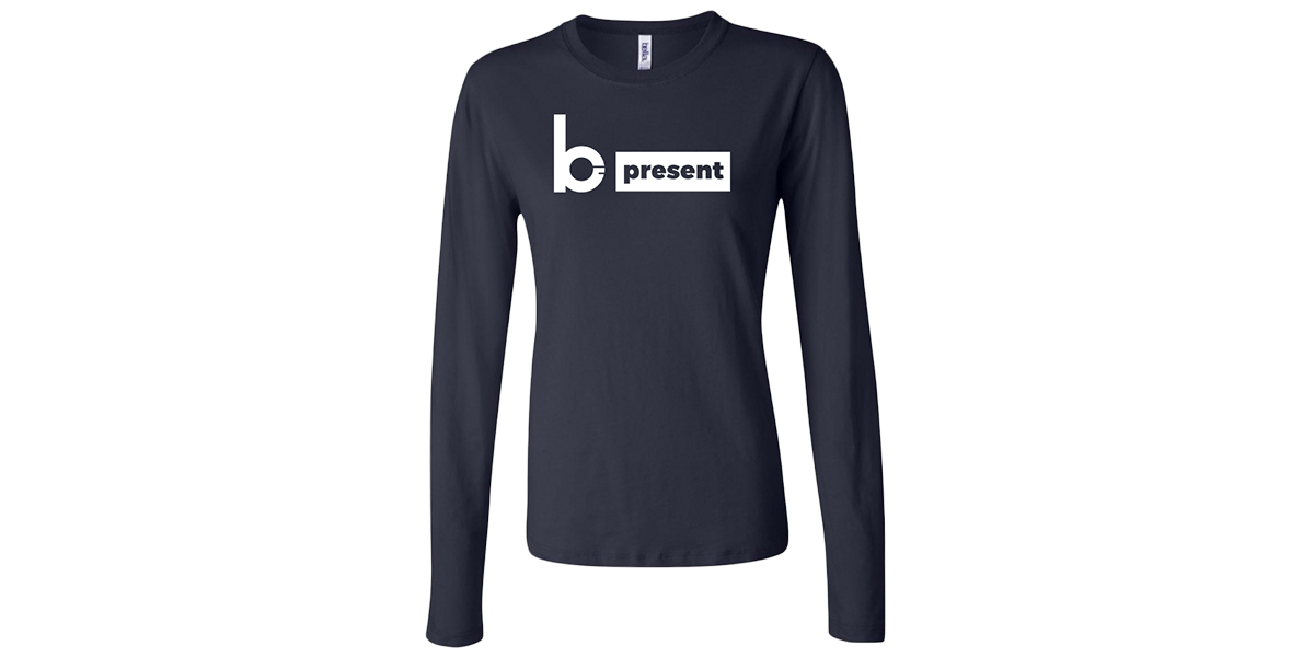 Women's Classic b-present Long Sleeve