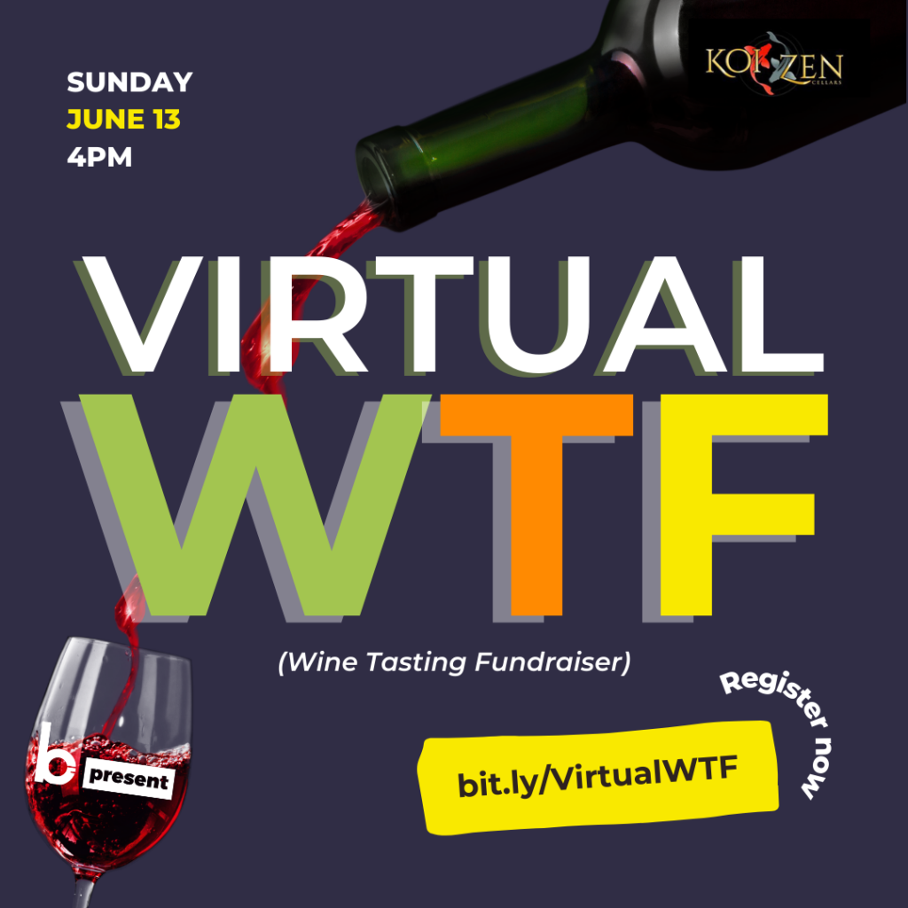 Virtual WTF – Wine Tasting Fundraiser